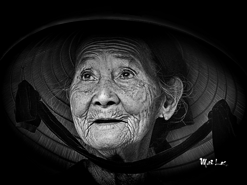 The Mother 's Portrait 2 -Photo taken 25th-March-2013-By Mai Loc